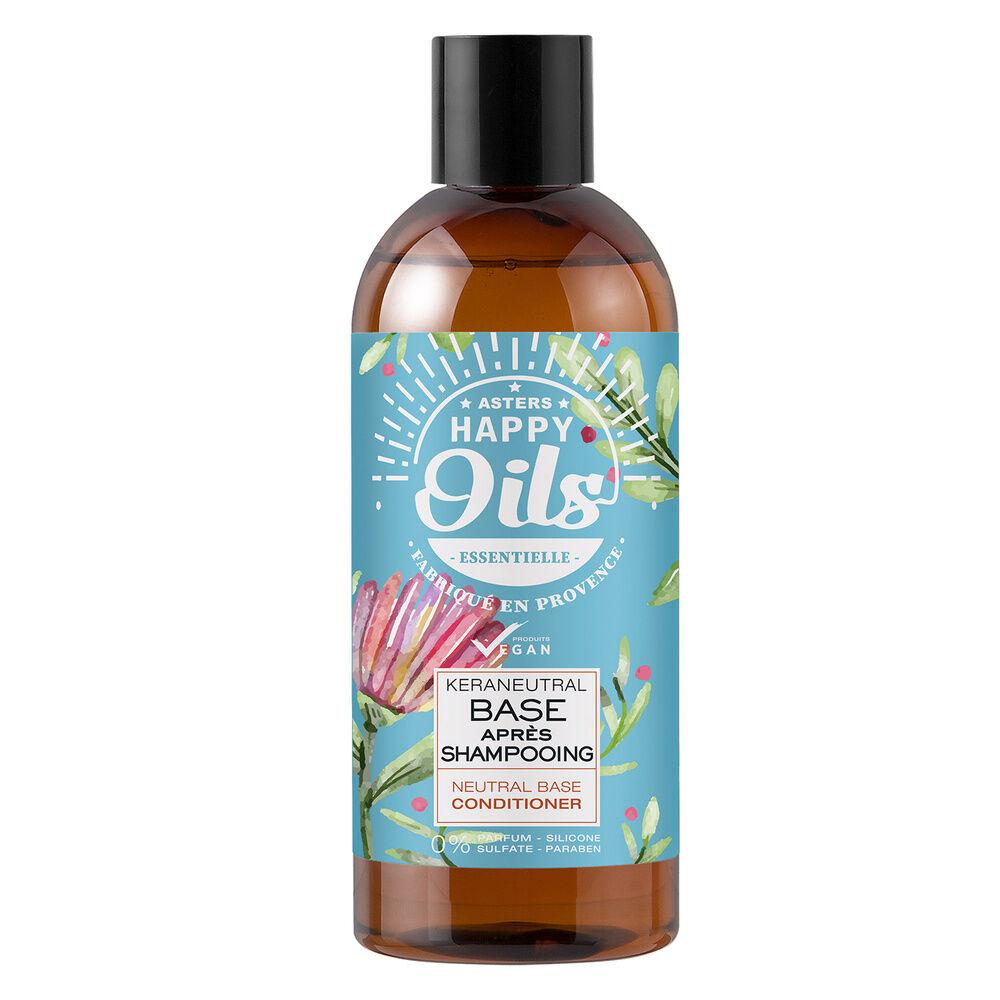 Happy Oils Base neutre conditioner 200 ml Après-shampoing