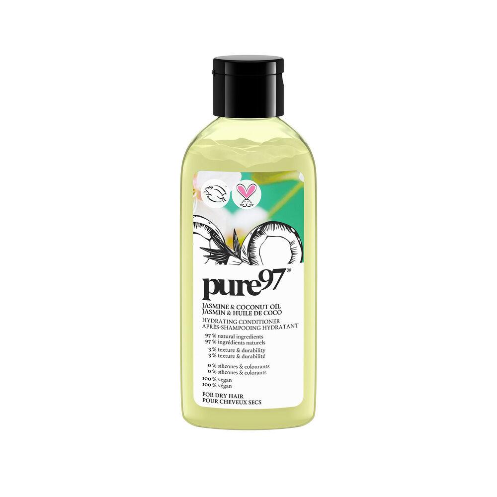 Pure Après-Shampoing Jasmin et Huile de Coco Après-Shampoing