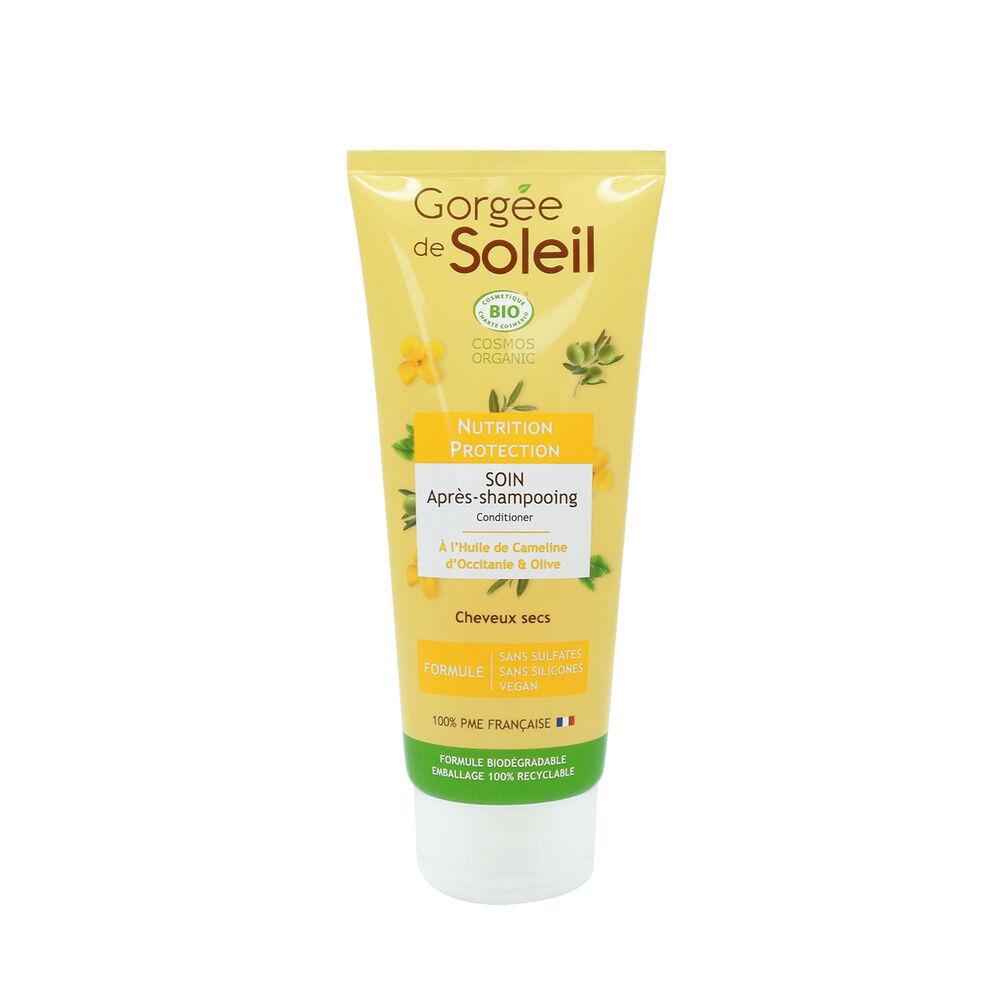 gorgée de soleil Après-shampooing nutrition et protection Après-shampooing