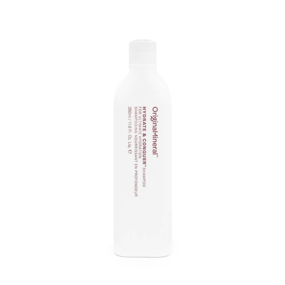 O&M - Original Mineral Shampoing Shampoing Hydrate&Conquer