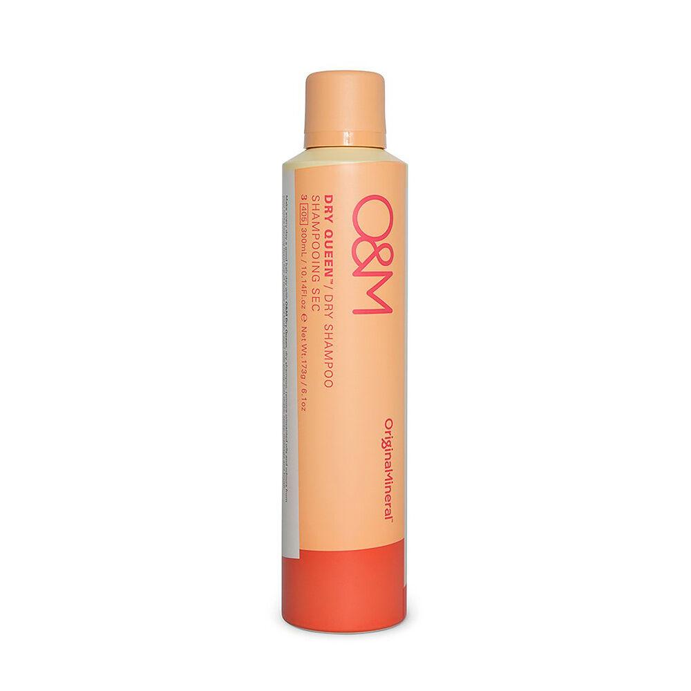 O&M - Original Mineral Shampoing Sec Shampoing Sec Dry Queen Dry