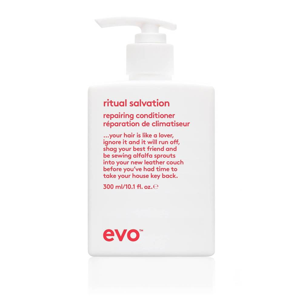 evo repair Après-shampoing Réparateur Ritual Salvation