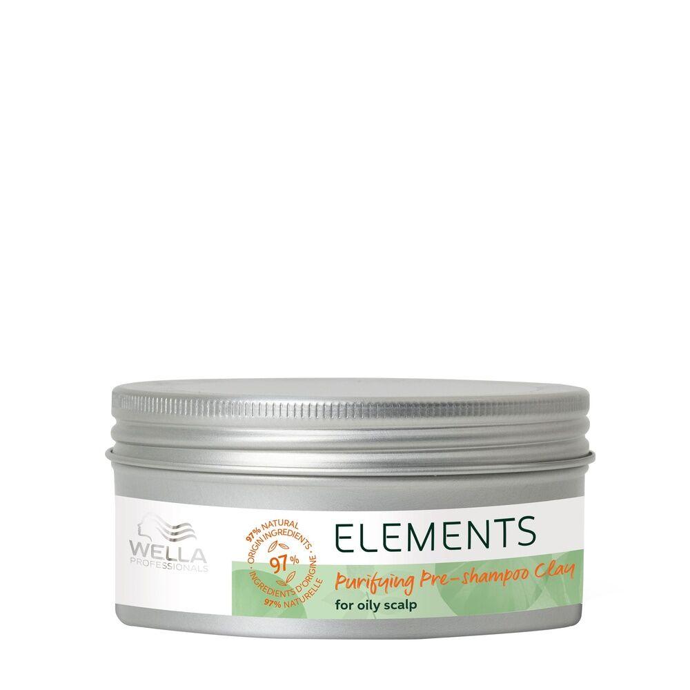 Wella Elements Argile Pre-shampoo 225ml
