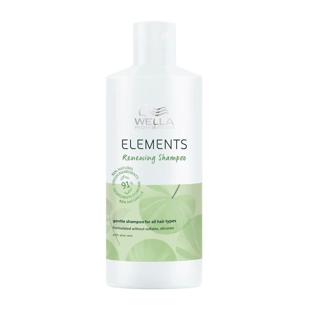 Wella Shampoing Renewing Shampoing pour tous types de cheveux