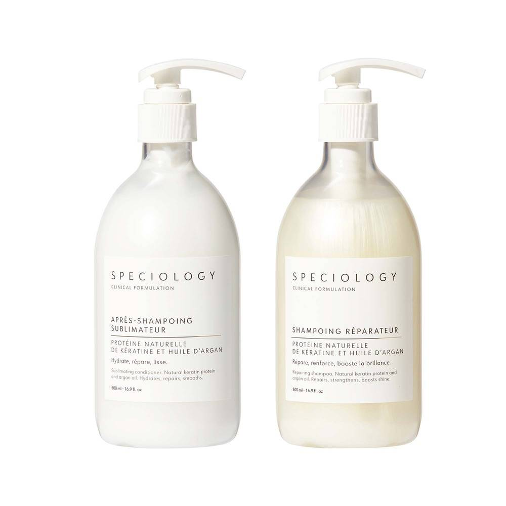 speciology Cheveux Soins capillaires, Shampoing&Après-shampoing