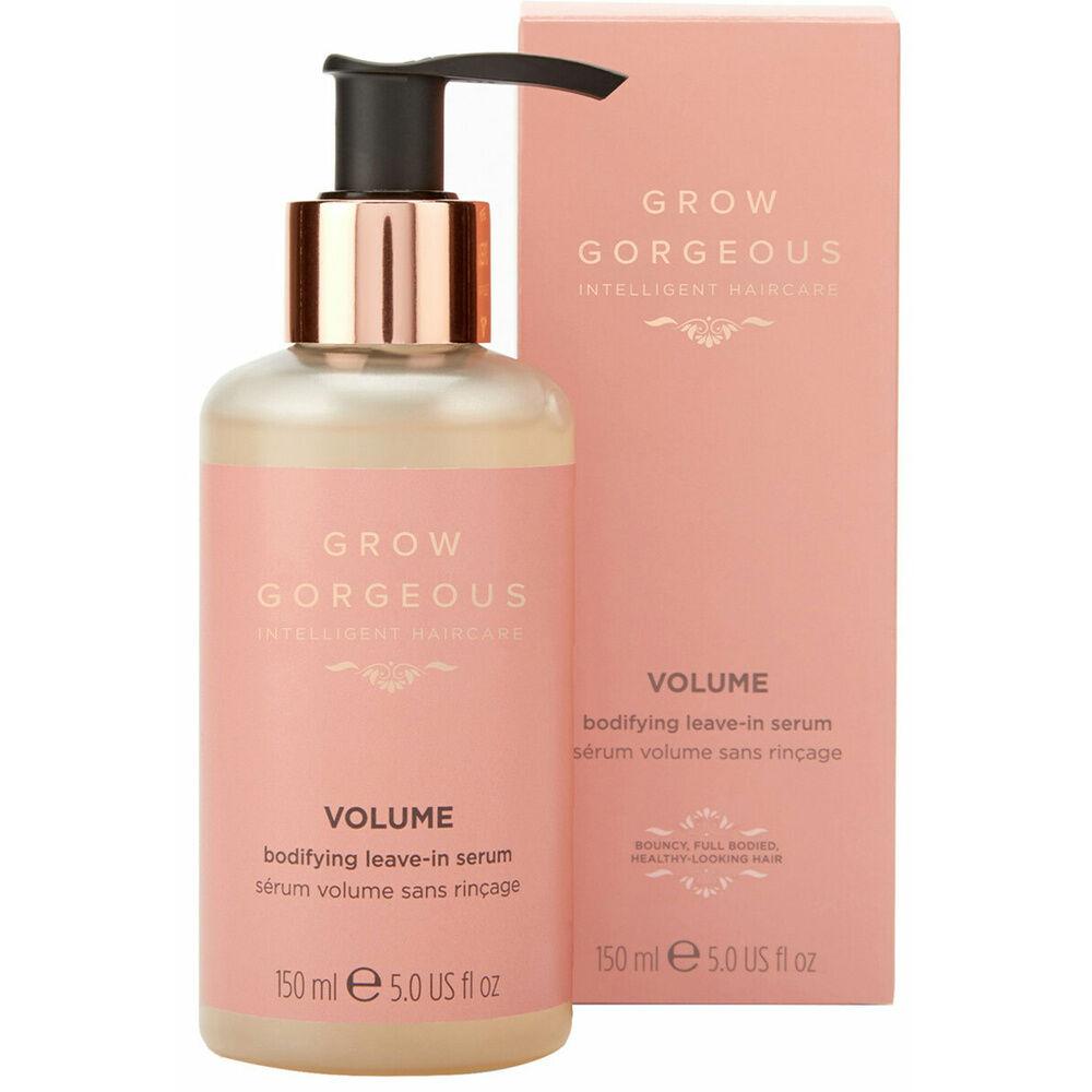 Grow Gorgeous  Volume Leave-In Serum