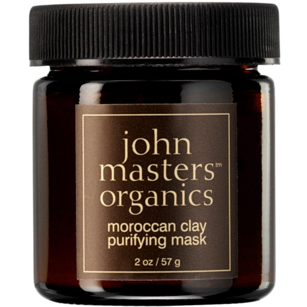 John Masters Organics Masque purifiant Argile & Thé vert