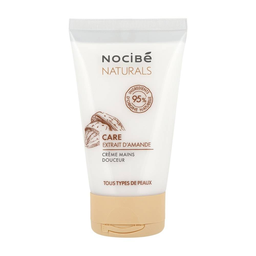 Nocibé Crème mains douceur Naturals¤Care extrait d'amande