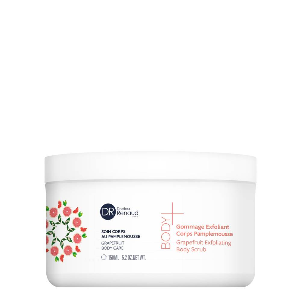 Docteur Renaud Gommage Exfoliant Corps Pamplemousse Gommage Corps