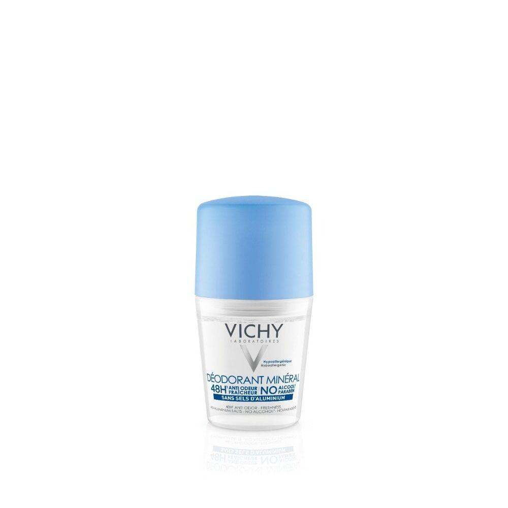 Vichy Déodorant Mineral Bille Sans Sel d'Aluminum 48h Déodorant