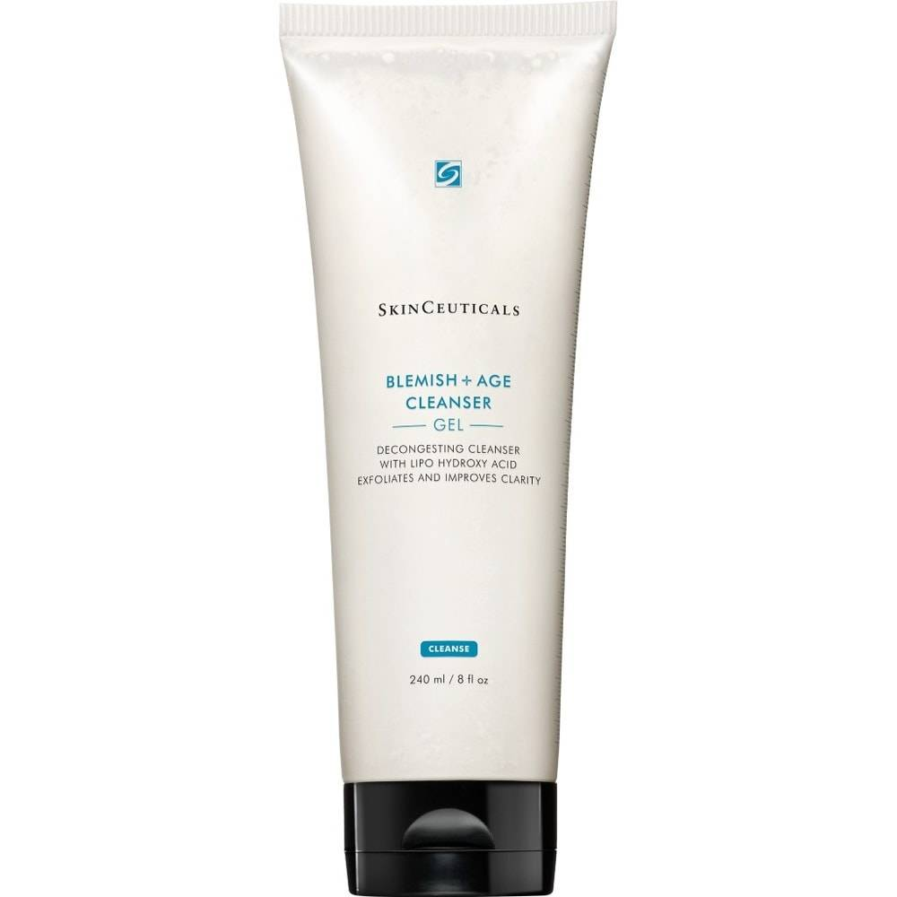 SkinCeuticals Blemish + Age Cleanser Gel nettoyant purifiant anti-imperfections