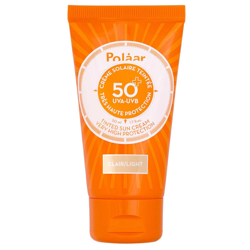 Polaar Sun Crème Solaire Teintée SPF50+ Très HauteProtection