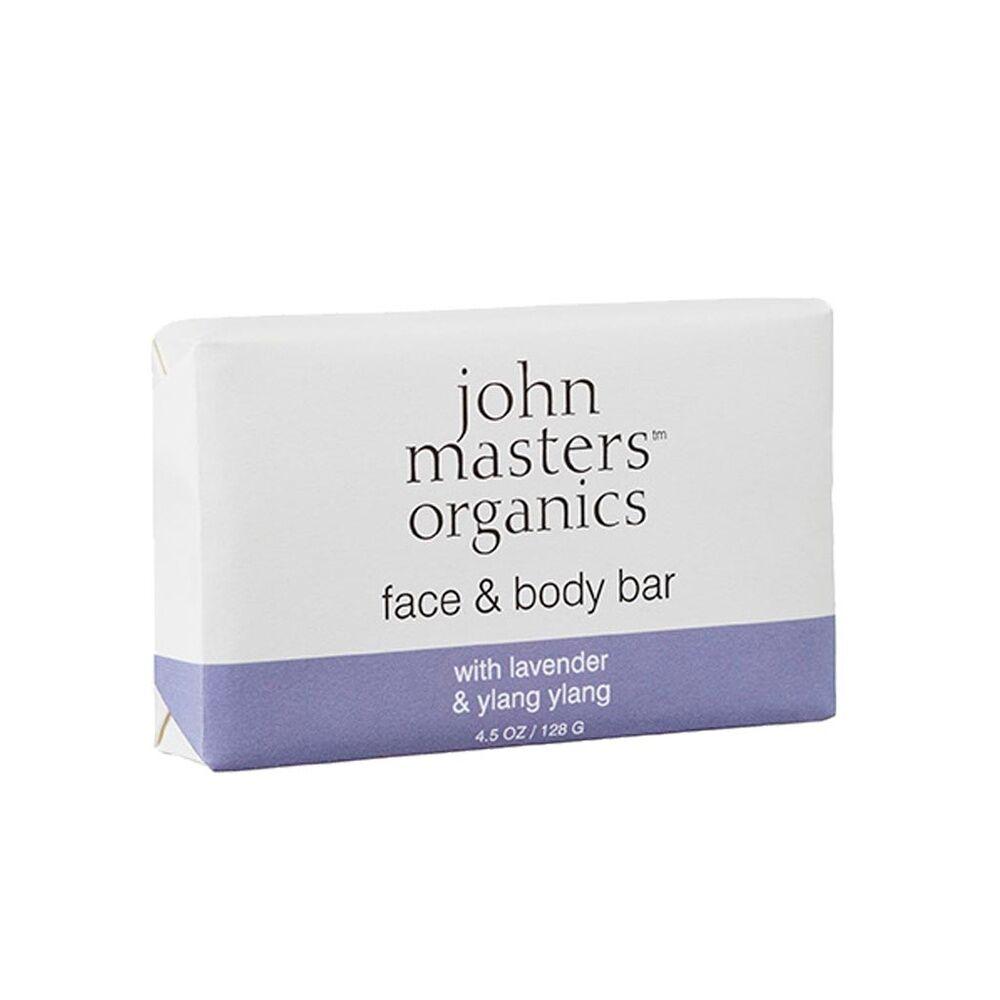 John Masters Organics Savon visage et corps à la lavande
