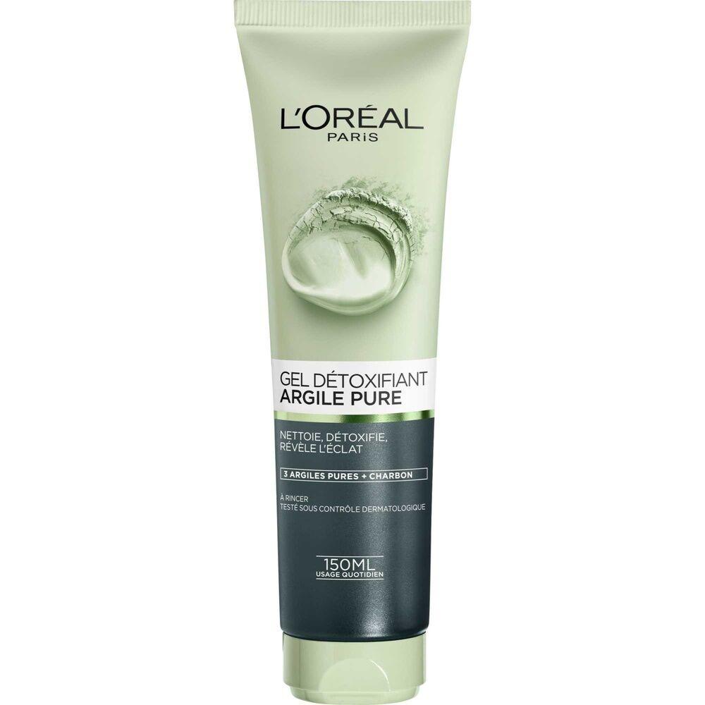 L'Oréal Paris ARGILE PURE Nettoyant Visage