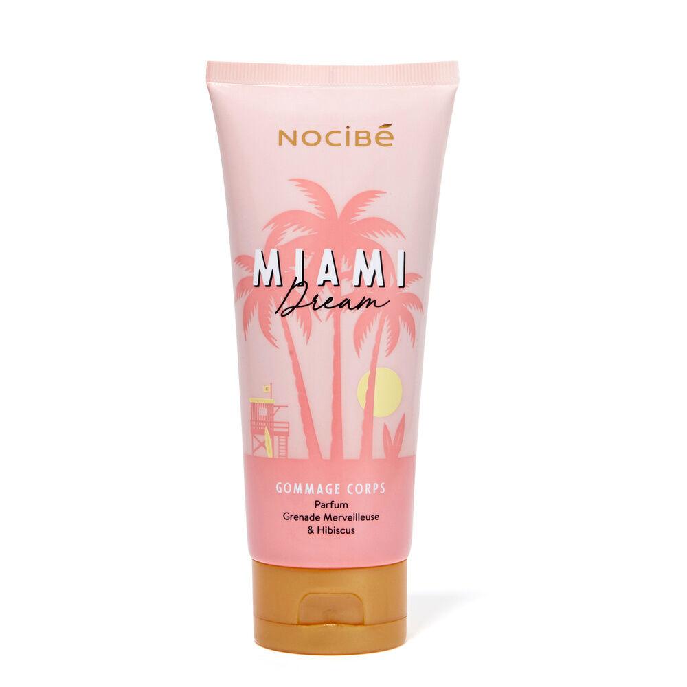 Nocibé Miami Dream Gommage Corps Parfum Grenade Merveilleuse et Hibiscus