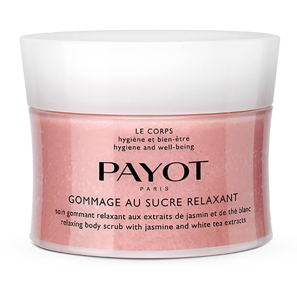 PAYOT GOMMAGE AU SUCRE RELAXANT Soin gommant corps relaxant