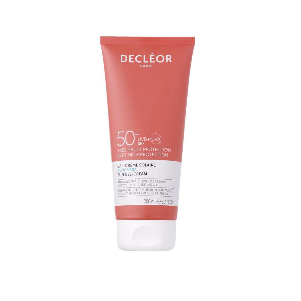 Decléor ALOE VERA Gel-Crème Solaire SPF 50+
