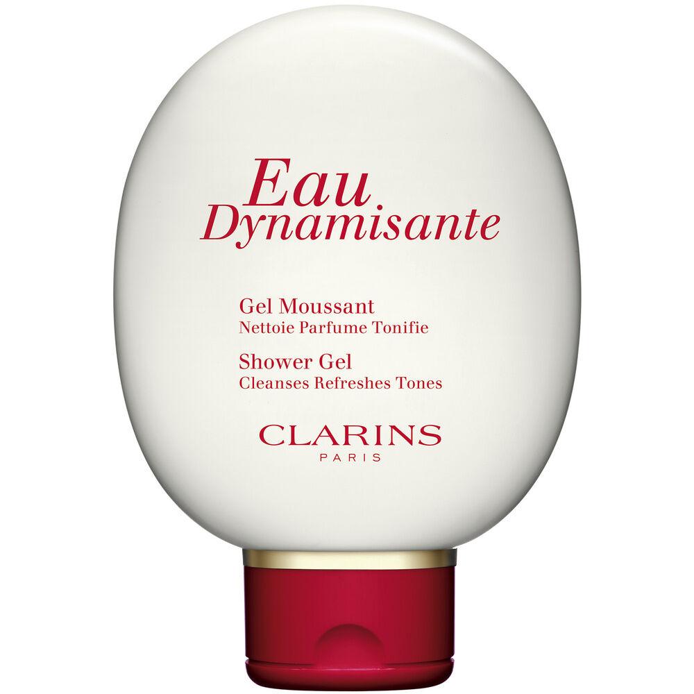 Clarins EAU DYNAMISANTE Gel Moussant Parfumé