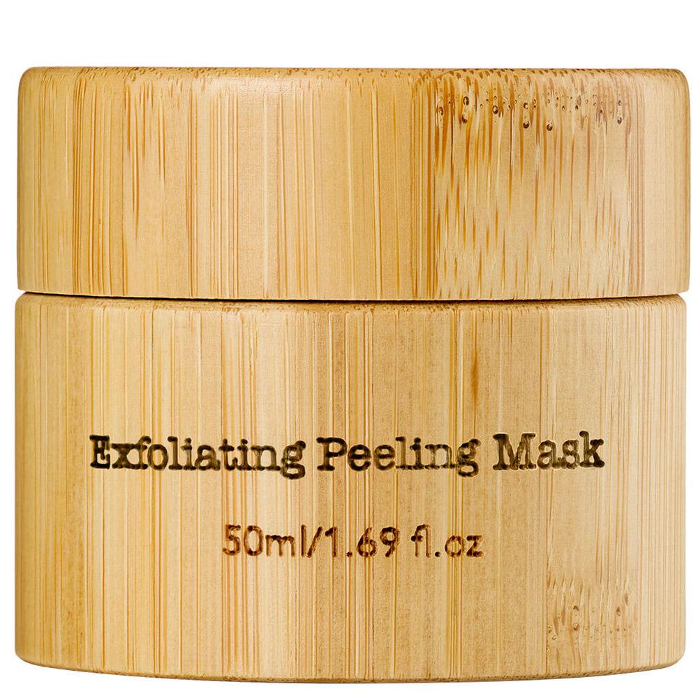 The Organic Hemp Line Masque Exfoliant Effet Peeling Soin Naturel et Biologique au Chanvre