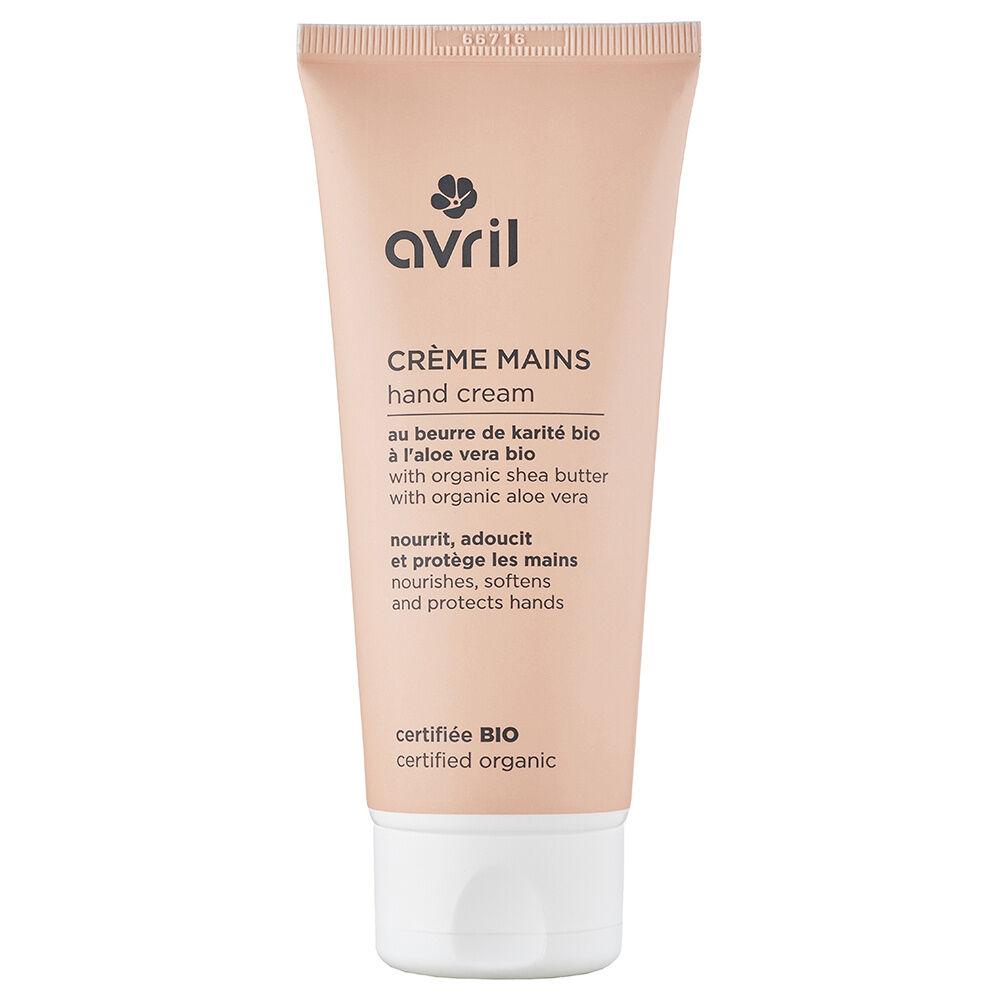Avril Crème mains bio