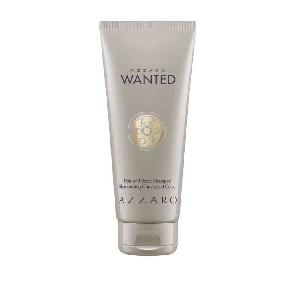 Azzaro Wanted Shampooing Cheveux et Corps