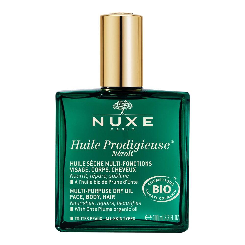 Nuxe Soins multi-fonctions huiles prodigieuses Huile Prodigieuse® Néroli 100 ml