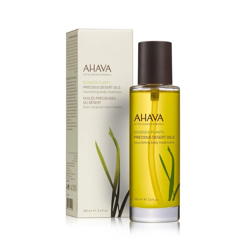 ahava Plants Huiles 100ml