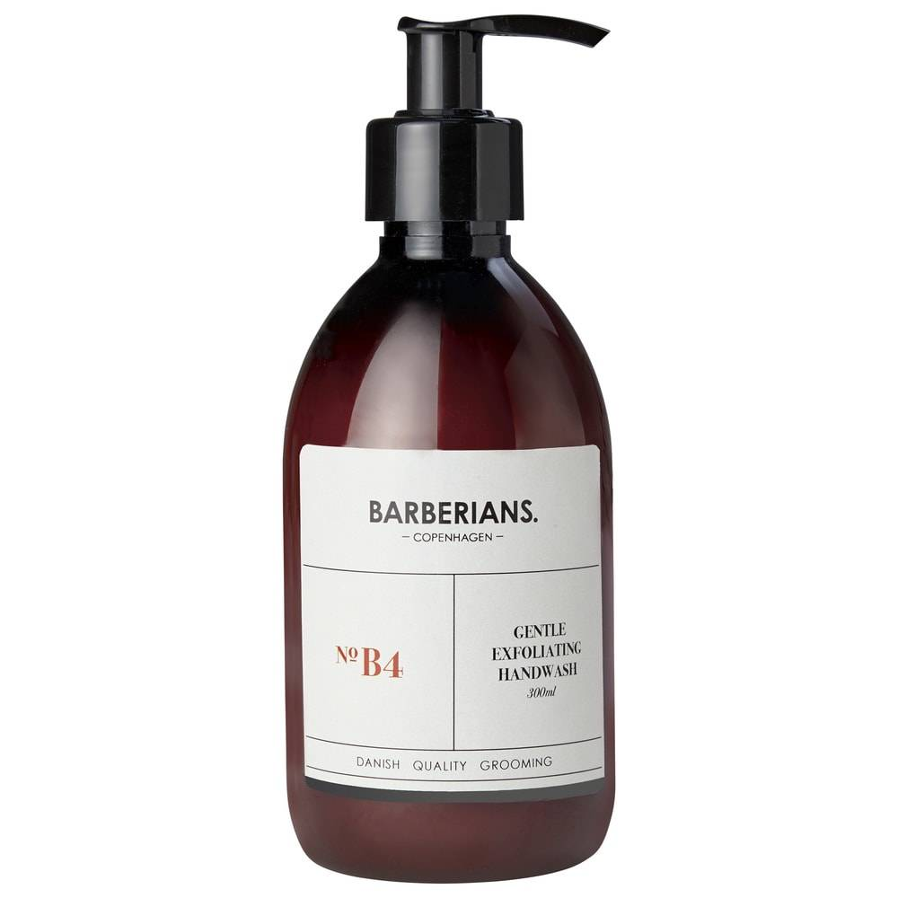 BARBERIANS&SON Gentle Exfoliating Handwash Gel Lavant Mains