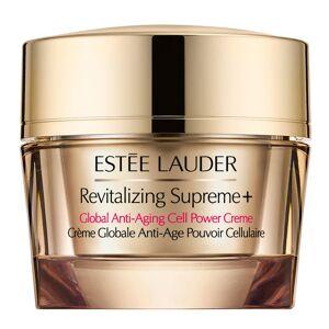 Estée Lauder Revitalizing Supreme + Crème Globale Anti-Âge Pouvoir Cellulaire - Publicité