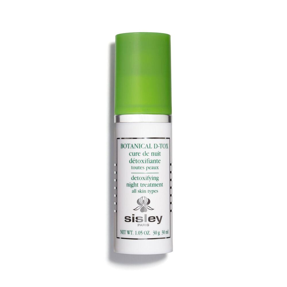 Sisley Botanical D-TOX Cure de Nuit Détoxifiante