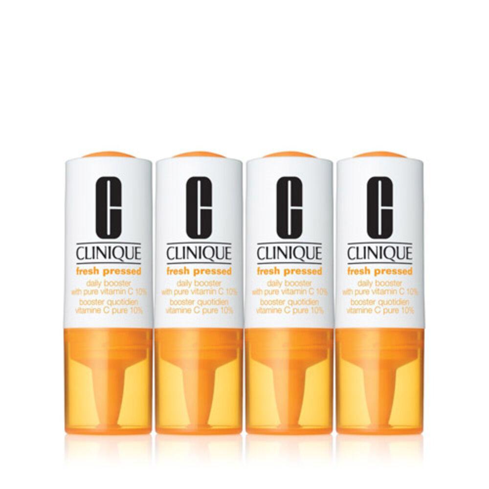 Clinique Fresh Pressed Nettoyant poudre régénérant Fresh Pressed avec de la vitamine C pure - 8,5ML