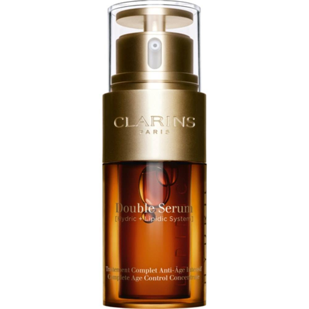 Clarins Double Serum Traitement Complet Anti-Âge Intensif