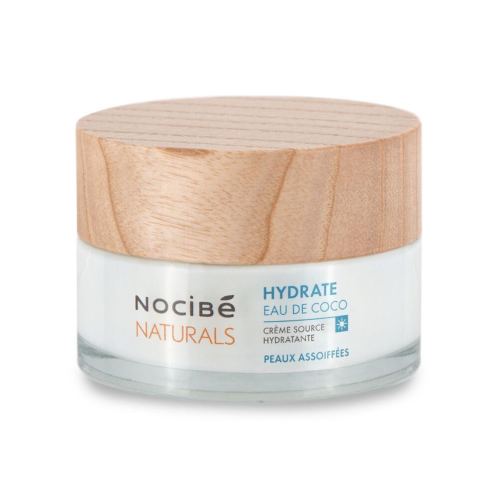 Nocibé Crème source hydratante Naturals¤Hydrate eau de coco
