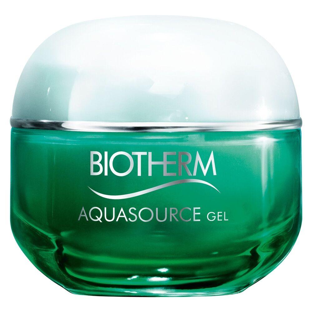 Biotherm Aquasource Gel hydratant et illuminateur - enrichien feuilles d'aura