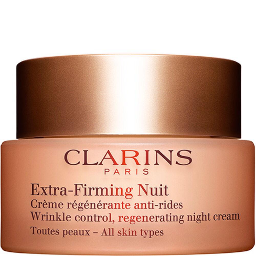 Clarins Extra-Firming Nuit Crème régénérante anti-rides ¤Toutes peaux