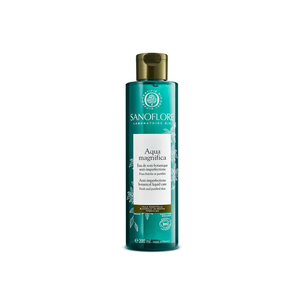 Sanoflore Aqua magnifica Eau de soin purifiante anti-imperfections