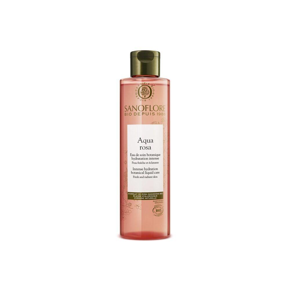 Sanoflore Aqua rosa Eau de soin hydratante