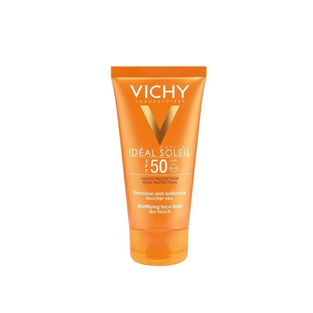 Vichy Solaires Ideal Soleil Emulsion toucher sec SPF 5050 ml