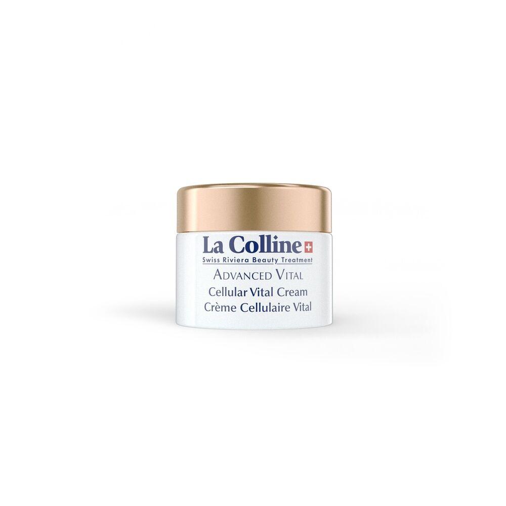 La Colline Crème Cellulaire Vitale Soin Fermeté Vitalité éclat