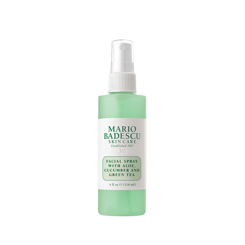 Mario Badescu Spray visage à l'aloe vera, concombre et thé vert Spray visage