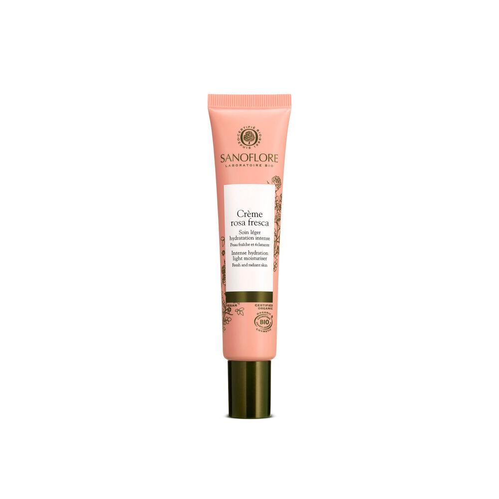 Sanoflore Rosa fresca Crème hydratante légère