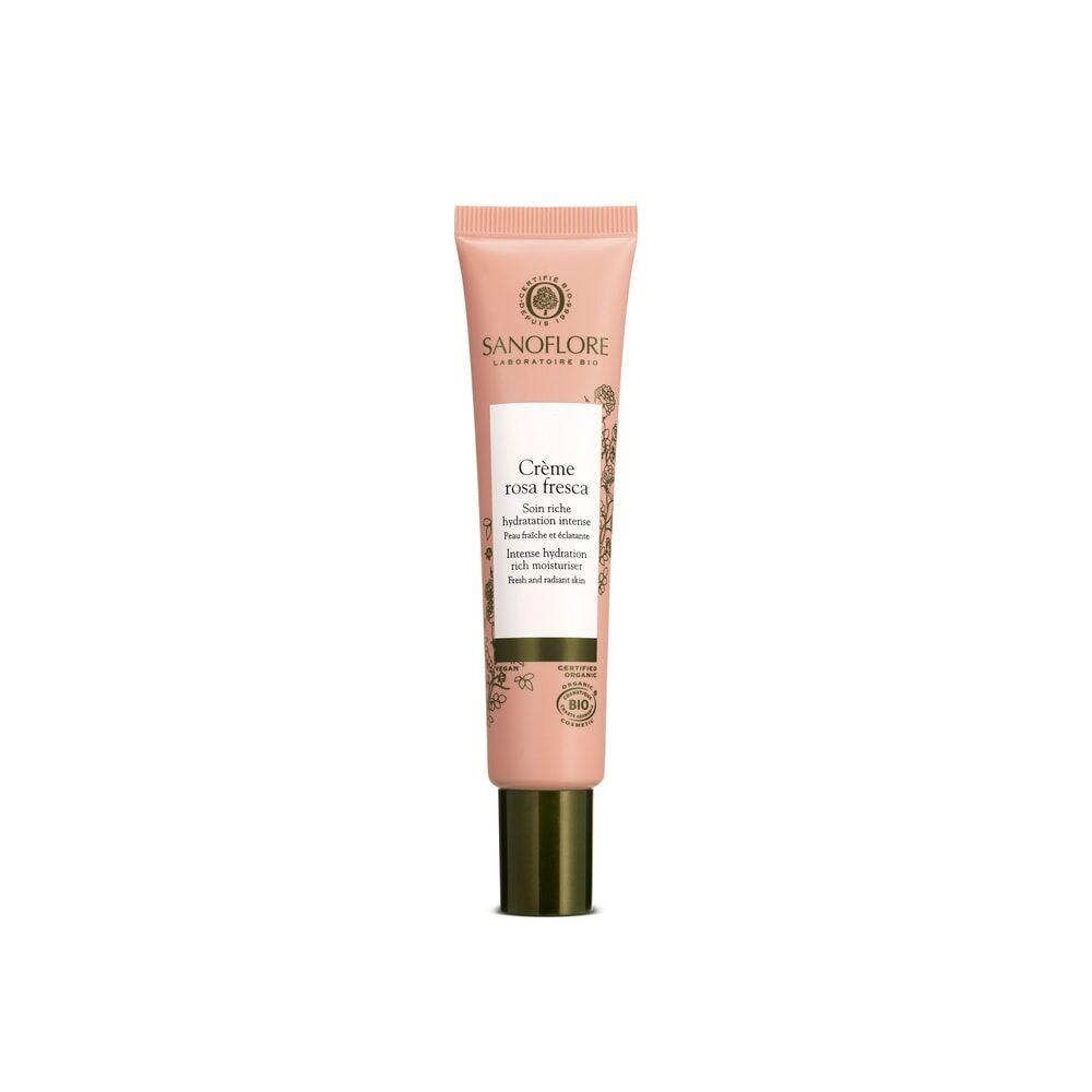 Sanoflore Rosa fresca Crème hydratante riche
