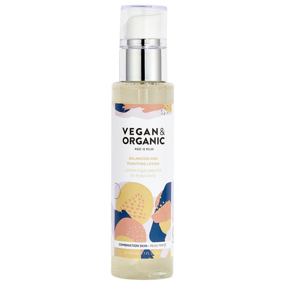 Vegan&Organic Peau Mixte Flacon pompe Lotion visage 150 ml