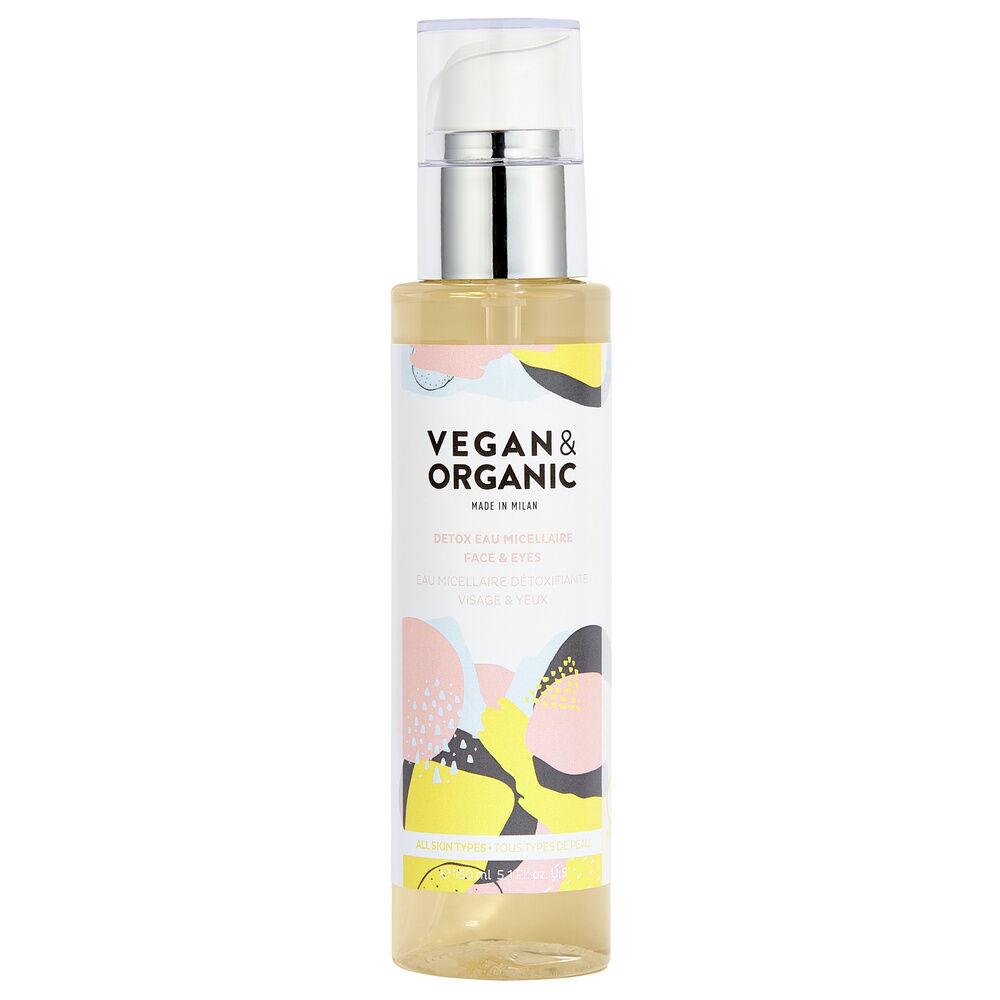 Vegan&Organic Soin Expert Flacon pompe Eau micellaire visage 150 ml