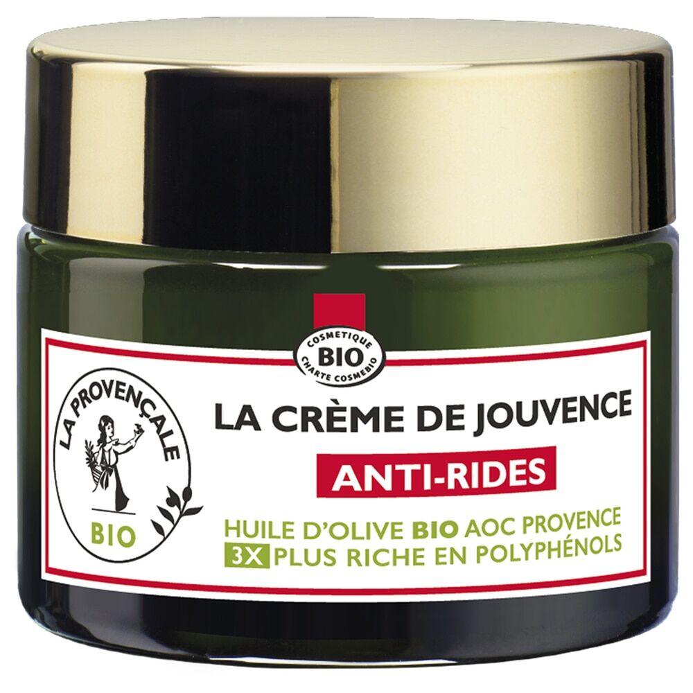 La Provençale La Crème de Jouvence Anti-Rides Crème Anti-Rides Bio
