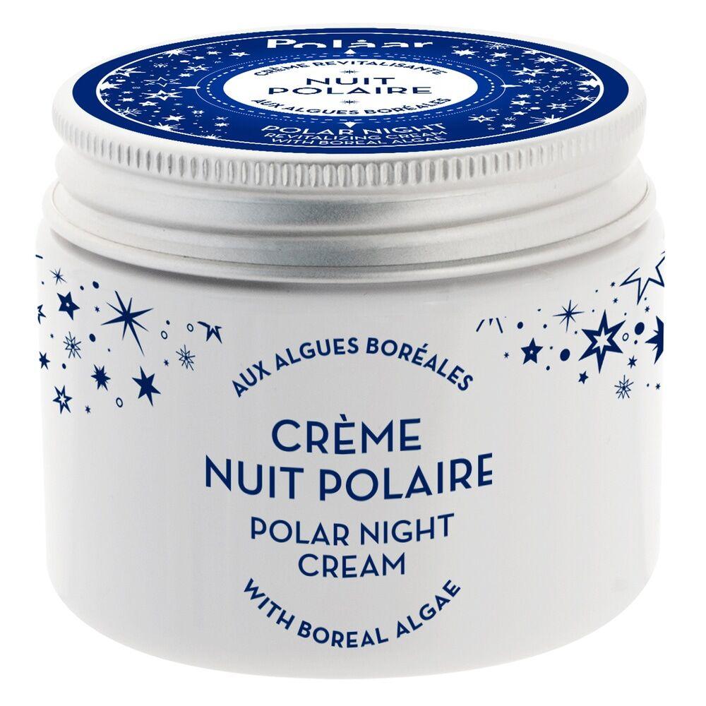 Polaar Nuit Polaire Crème Revitalisante aux Algues Boréales