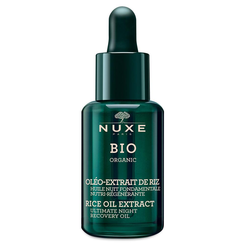 Nuxe Huile Nuit Fondamentale Nutri-régénérante Nuxe Bio