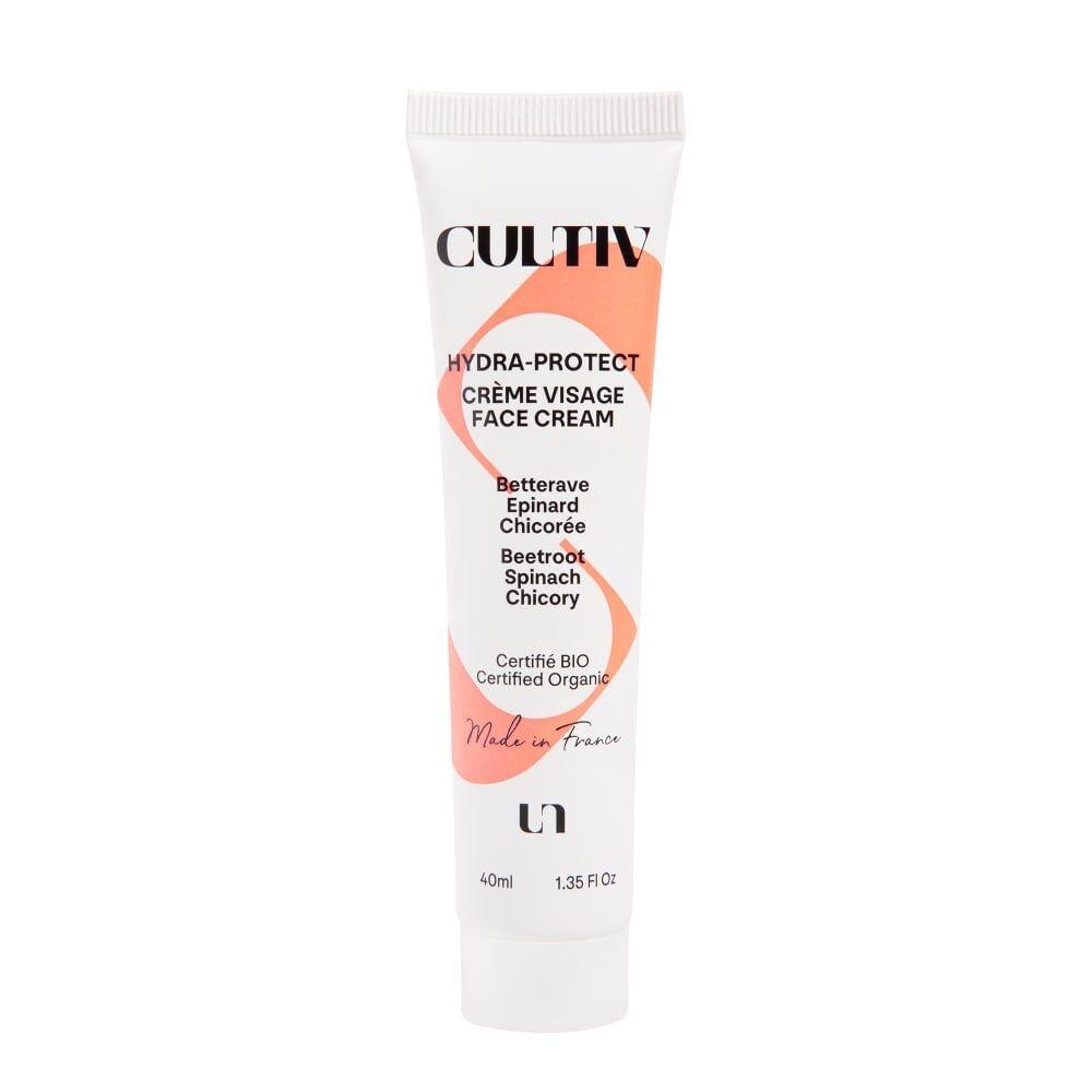 Cultiv Crème hydratante pour un visage rayonnant Soin visage jour et nuit bio made in France