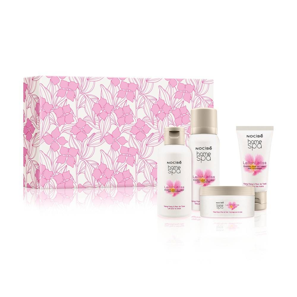Nocibé Home Spa - Leilani Bliss Coffret