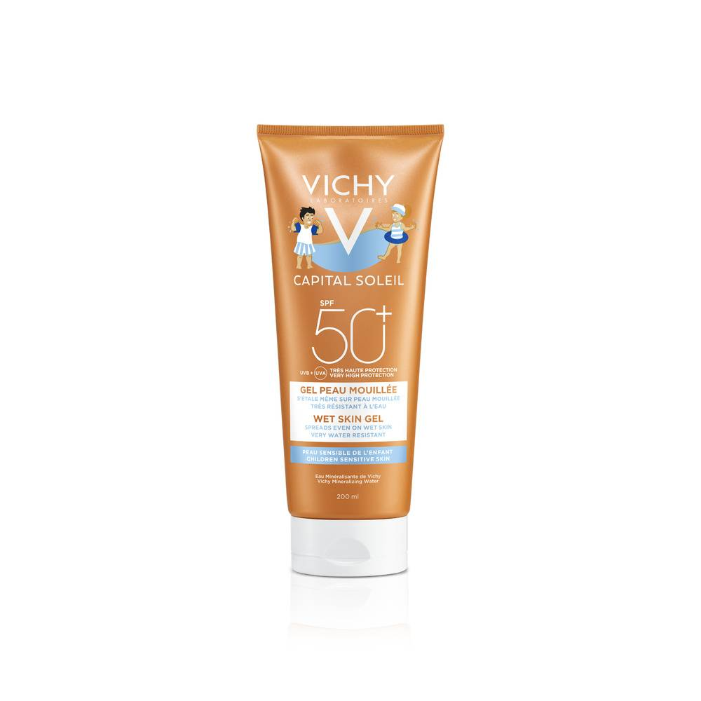 Vichy VICHY CAPITAL SOLEIL Tube 200 MLT